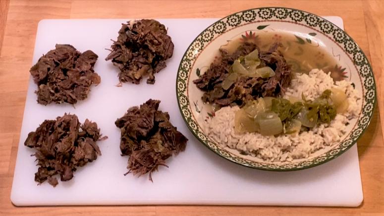 RECIPE: Sweet Heat Shredded Beef Neck