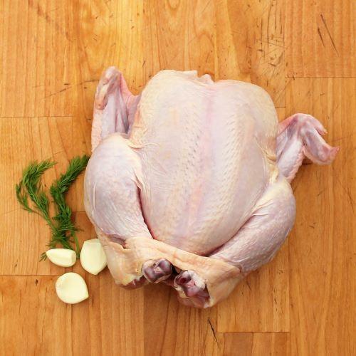 Whole Chicken, Medium