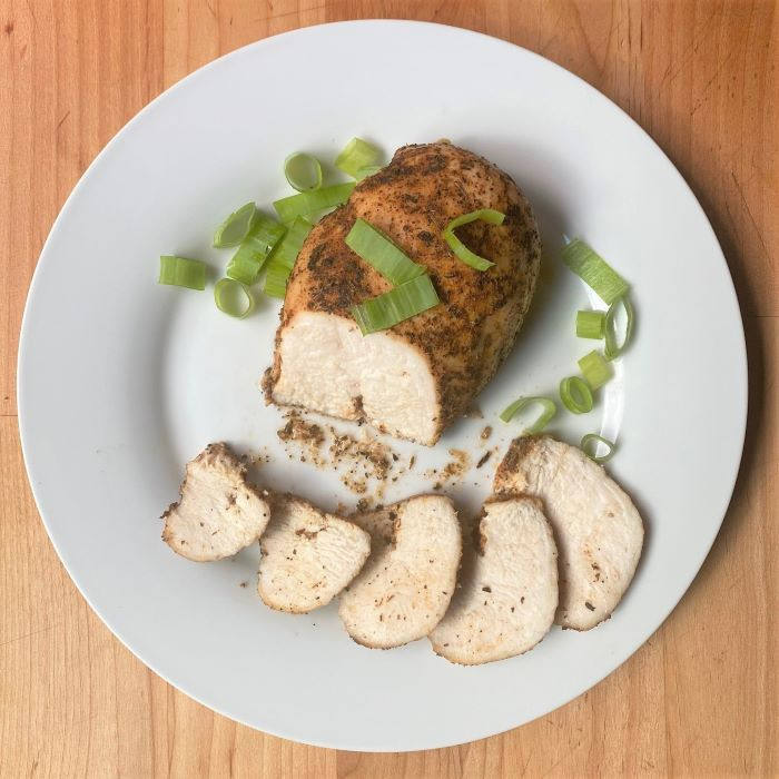 RECIPE: Never Dry Chicken Breasts