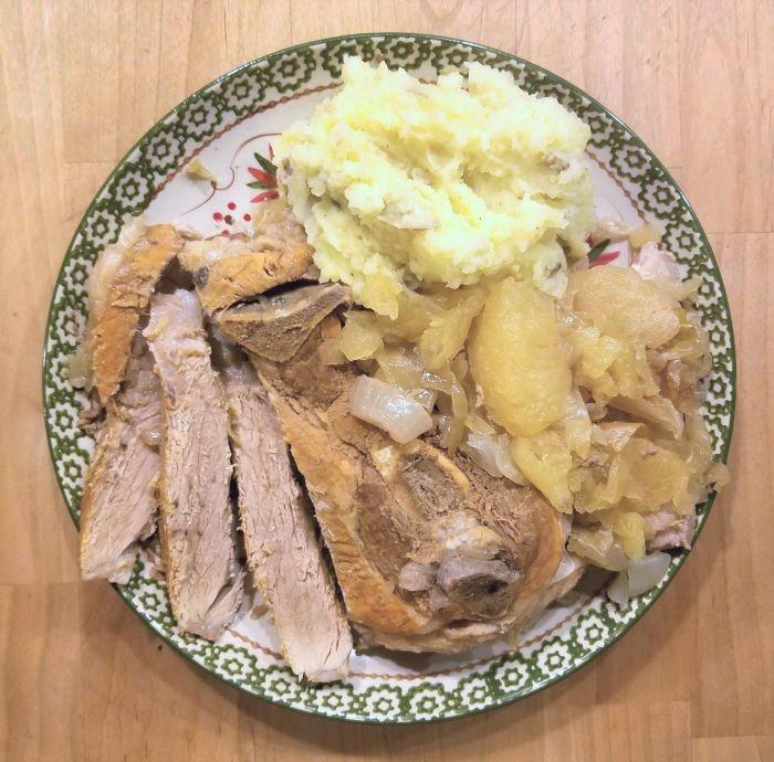 RECIPE: Crock Pot Pork