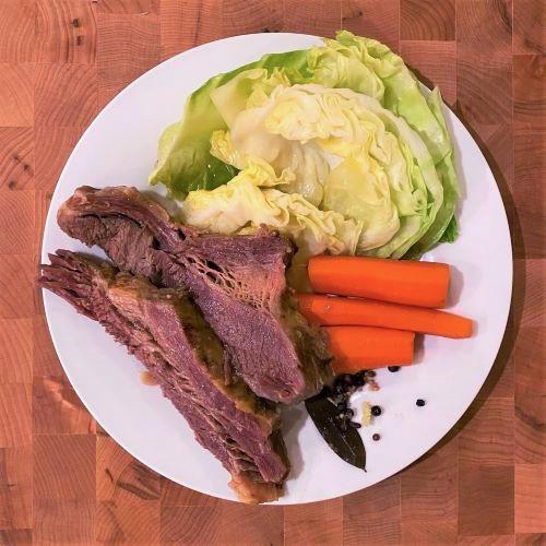 RECIPE: Homemade Corned Beef