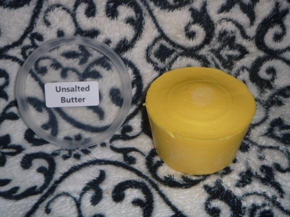 Raw Unsalted Butter