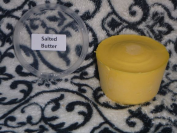 Buy in Bulk: 10 Pounds Salted Butter