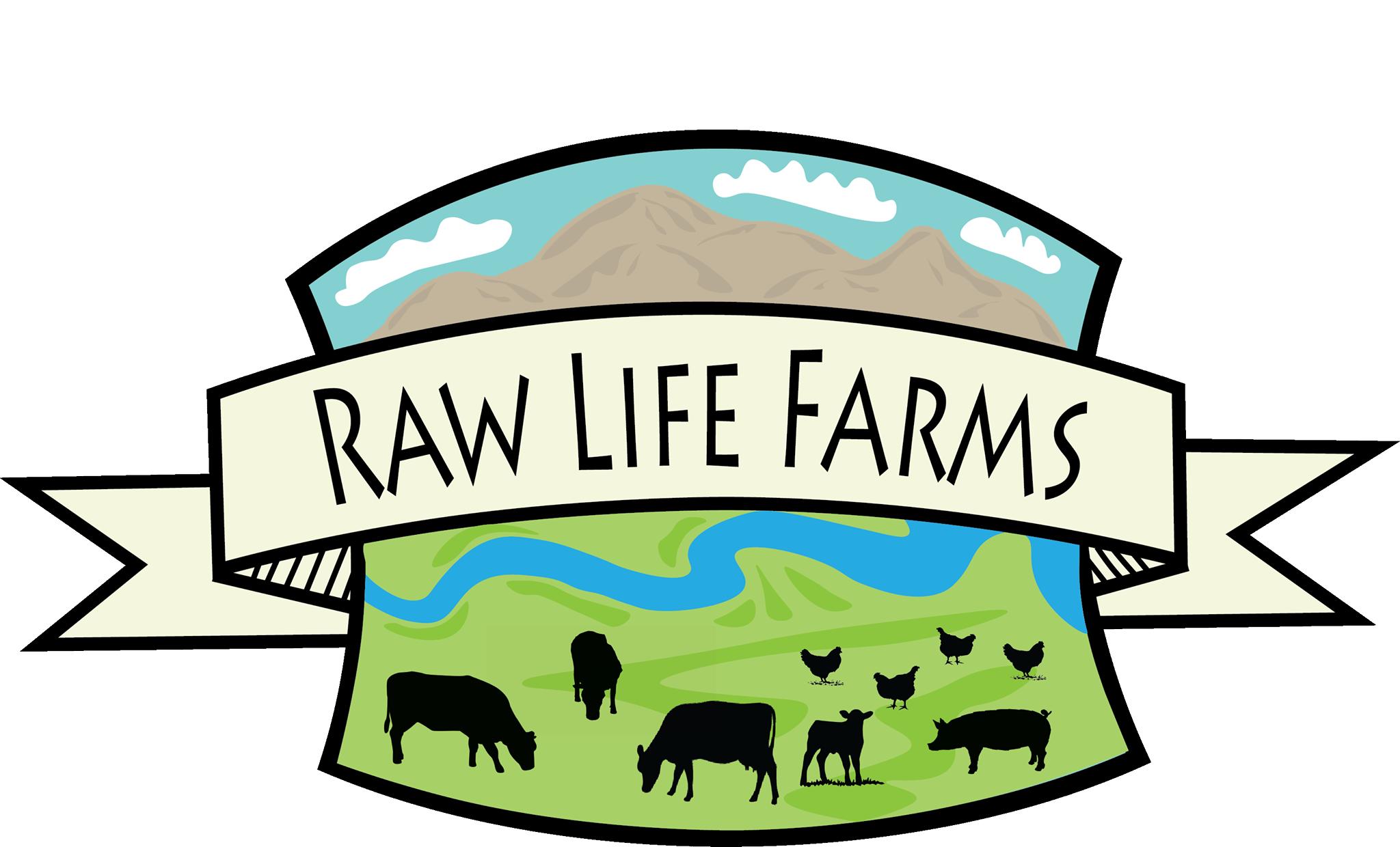 Raw Life Farms Logo