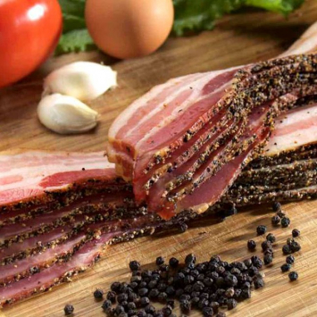 Peppered Bacon