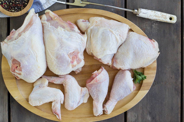Parted Chicken Box