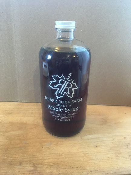 Maple Syrup - 32oz