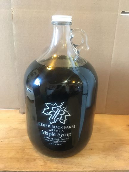 Maple Syrup - 128oz