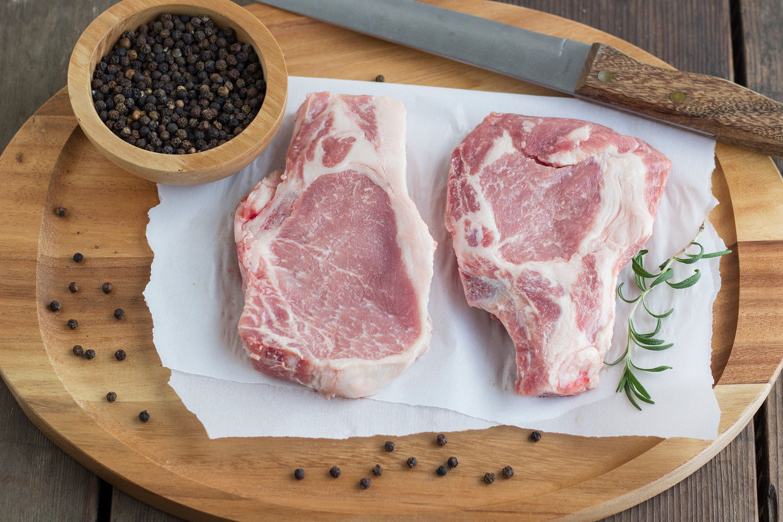 non-GMO Bone-In Pork Chops