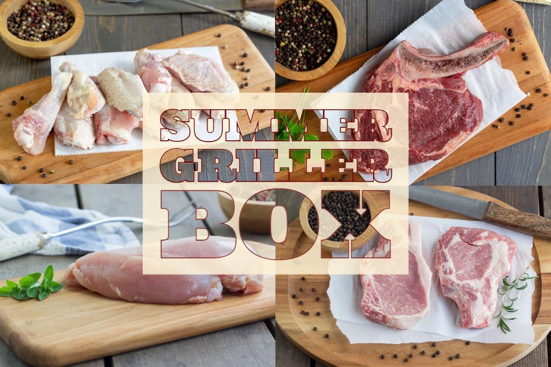 Summer Griller Box