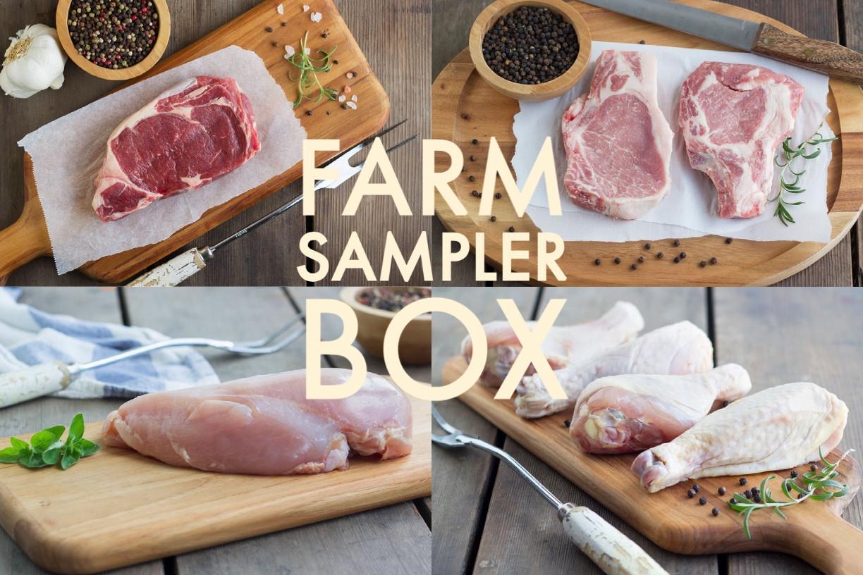 Farm Sampler Box