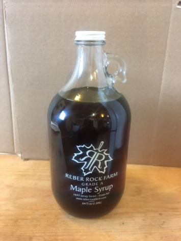 Maple Syrup - 64oz Case