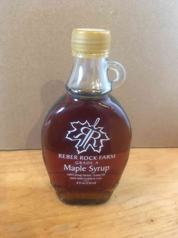 Maple Syrup - 8oz Case
