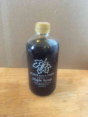 Maple Syrup - 16oz Case