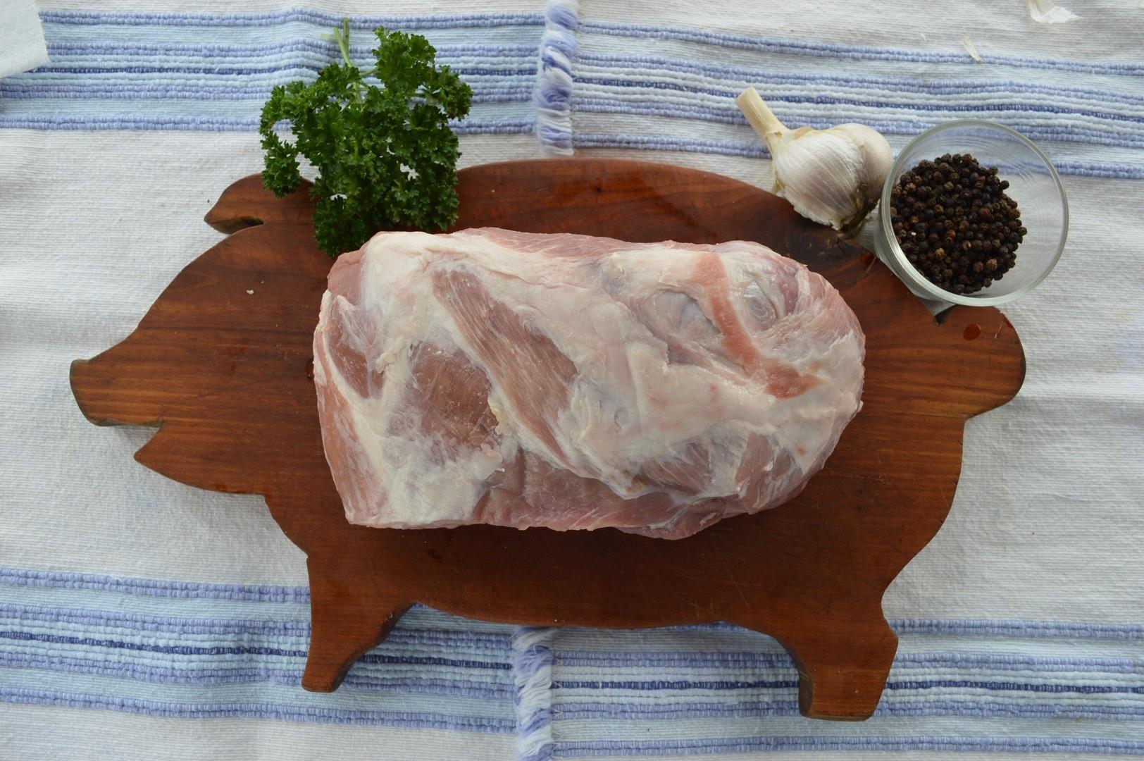 Pork Shoulder Roast (AKA Butt Roast)