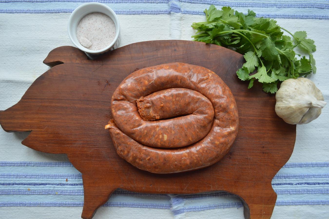 Pasture Raised Andouille Sausage