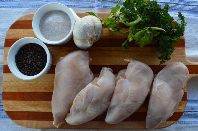 Pasture-Raised Boneless, Skinless Chicken Breasts (4 per pack)