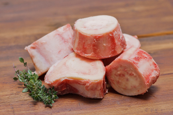 Beef bones for broth or soup