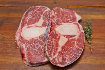 Beef Shank (AKA Soup Bones OR Osso Bucco)
