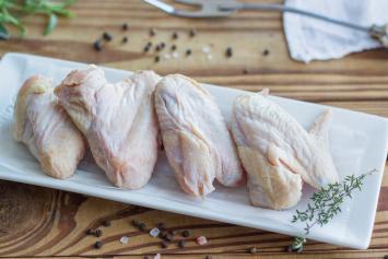 Pastured-Raised Chicken Wings