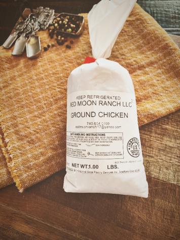 Ground Chicken