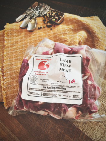Lamb for Stew