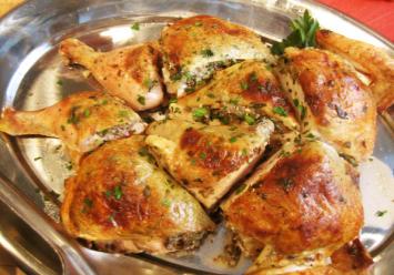 8 Piece Cut Chicken