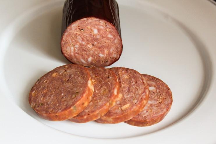 Summer Sausage Jalapeno/Cheddar