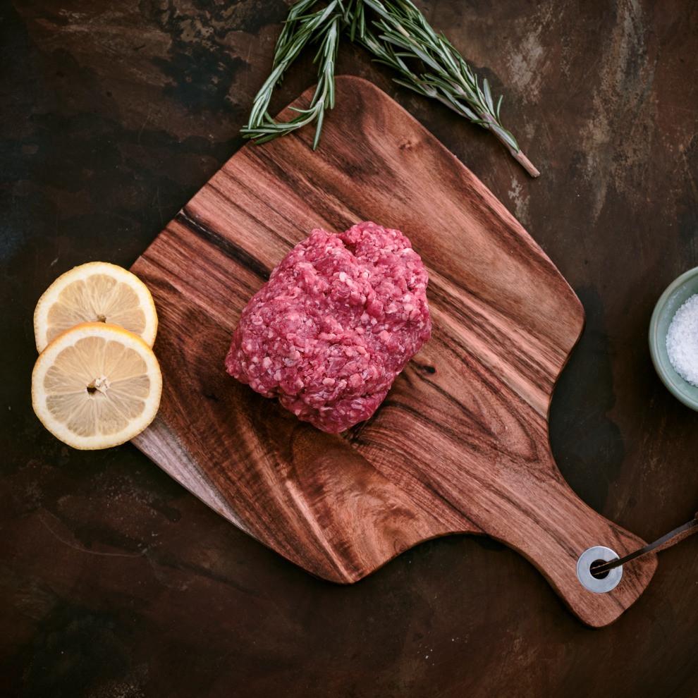 Ground Beef (Quantity 25 LBS)