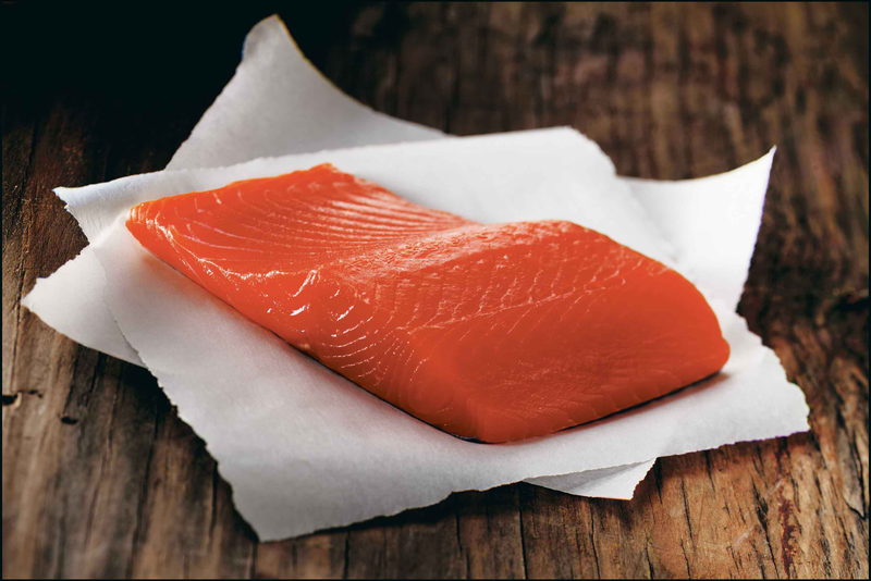 Wild Caught Alaskan Coho Salmon Filet