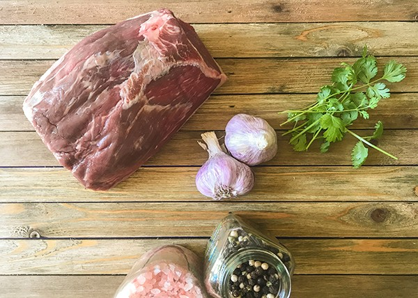 Beef Eye of Round Roast - Medium