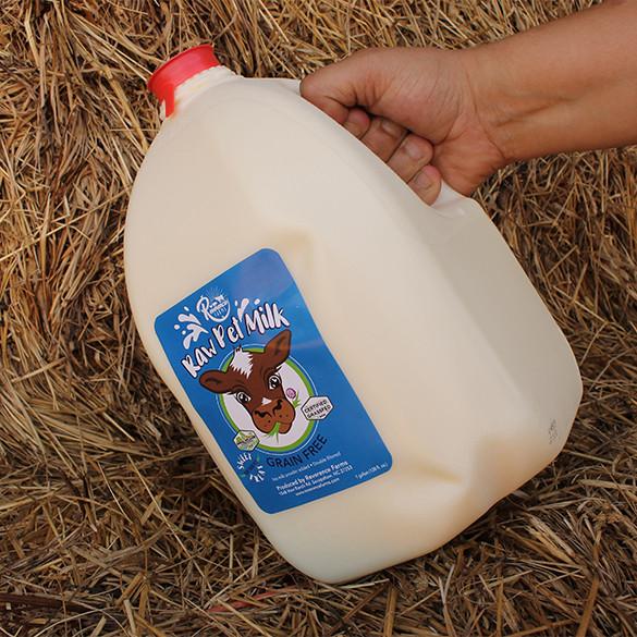 A2-A2 Raw Pet Milk