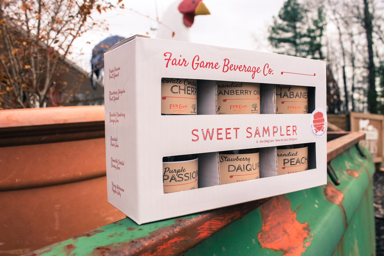 Sweet Sampler