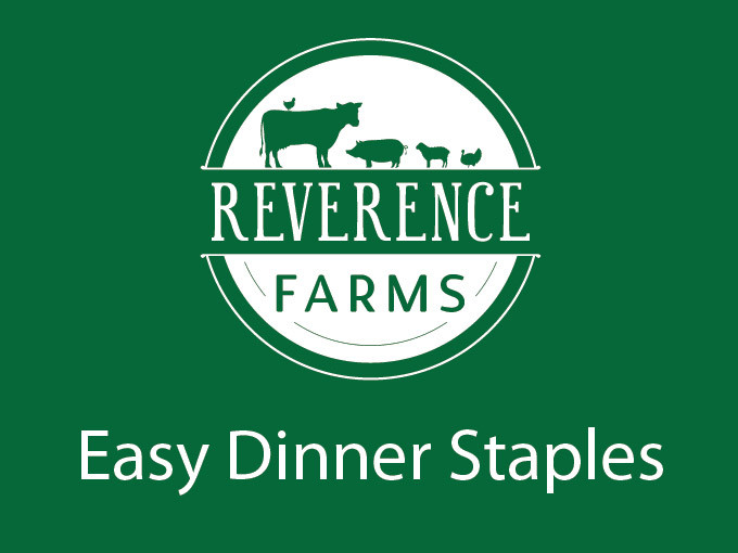 Easy Dinner Staples - Turkey, Beef, Lamb & Brats!