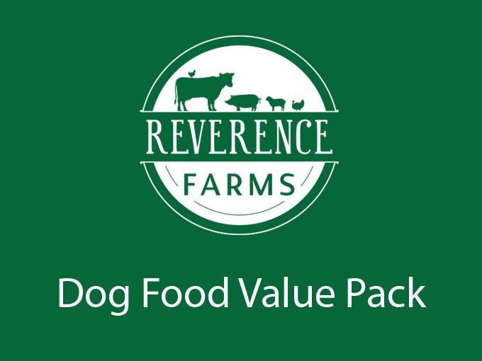 Dog Food Value Package