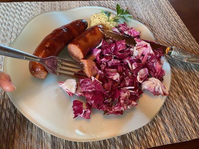 Smoked Andouille Pork Sausage (Ossabaw)