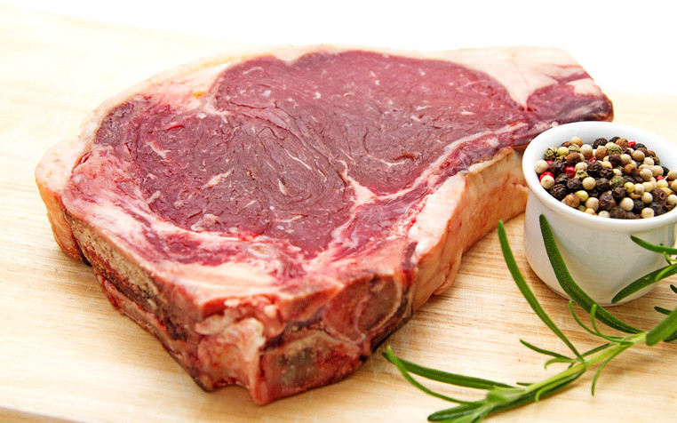 Beef Sirloin Steak (medium)