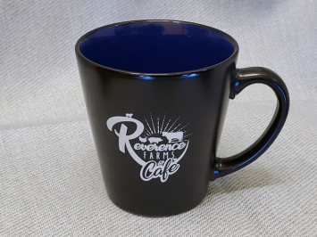 Reverence Farm's Coffee Cup