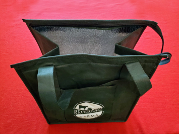 Reverence Farms Insulated Cooler Bag
