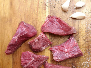 Beef Loin Tips