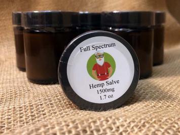 Hemp Salve - Piedmont Hemp