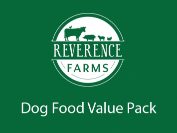Dog Food Value Package