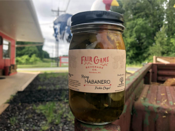 Fair Game - Flying Habanero Pickle Chips