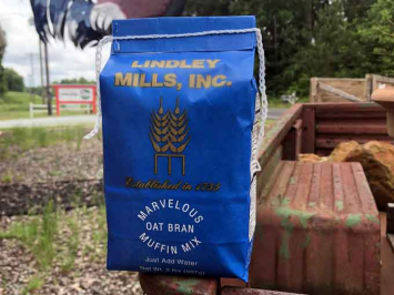 Lindley Mills Marvelous Oat Bran Muffin Mix