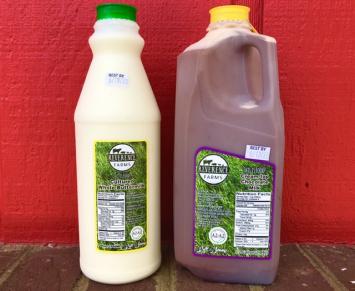 A2A2 Grade A Dairy Sampler