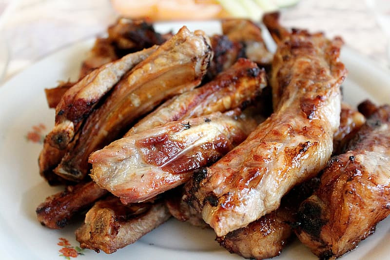 Country Style BBQ Ribs