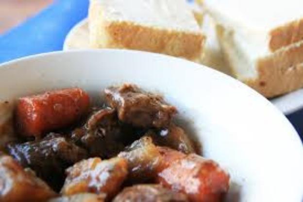 Beef Heart Stew