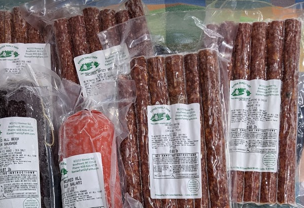 Beef Sticks (Original)