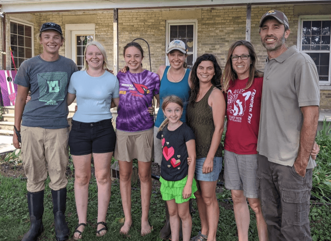 Meet Your Farmers! The people behind Riemer Family Farm
