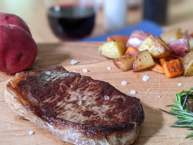 How to Grill a Grass-Fed Steak
